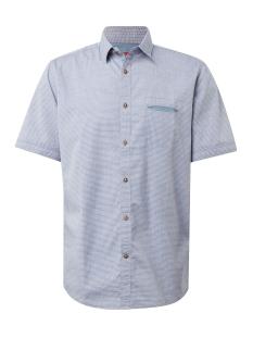 Tom Tailor Overhemd OVERHEMD MET KORTE MOUWEN EN MOTIEF 1009537XX10 16860