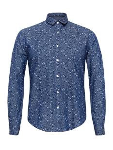 Esprit Overhemd INDIGO OVERHEMD 039EE2F005 E440