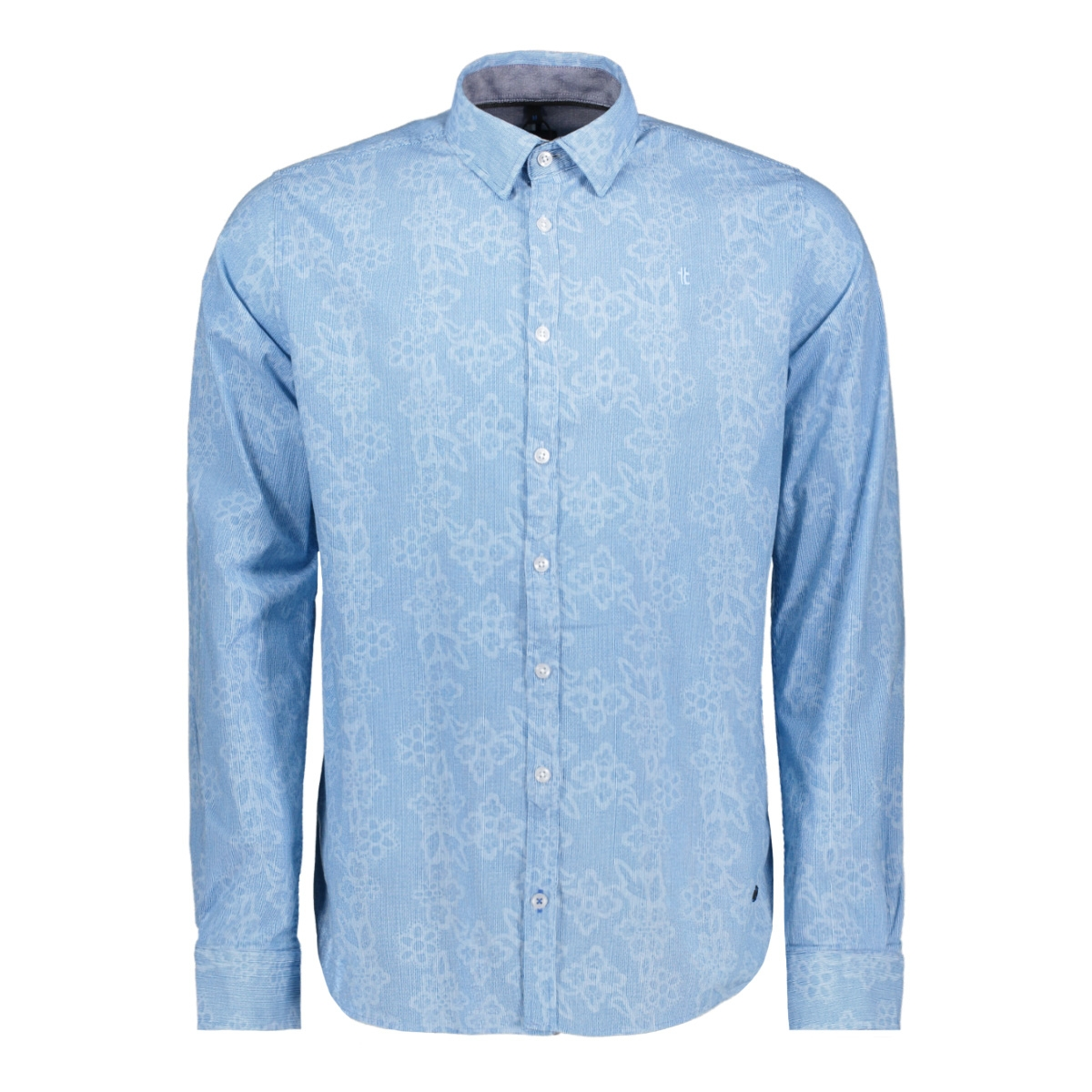 shirt 1901 2206 m 1 twinlife overhemd 6402 horizon blue