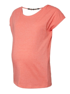 Mama-Licious T-shirt MLBLAIRE S/L JERSEY TOP 20009904 Dubarry
