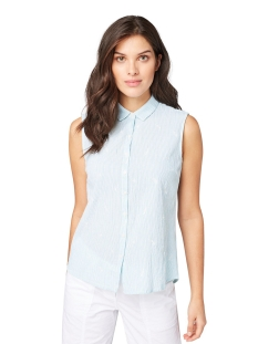 gestreepte blouse 1010683xx70 tom tailor blouse 17413