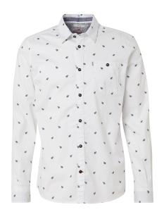 Tom Tailor Overhemd OVERHEMD MET MOTIEF 1009346XX10 16842