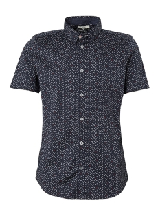 Tom Tailor Overhemd OVERHEMD MET KORTE MOUWEN 1009359XX10 16877