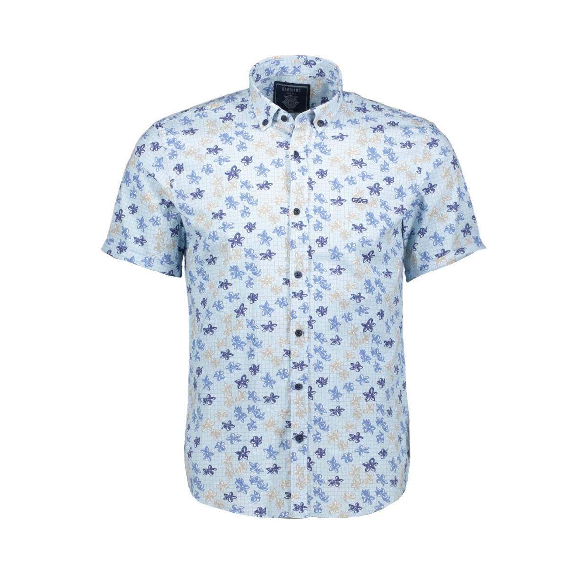 shirt 33780 gabbiano overhemd v1/blue