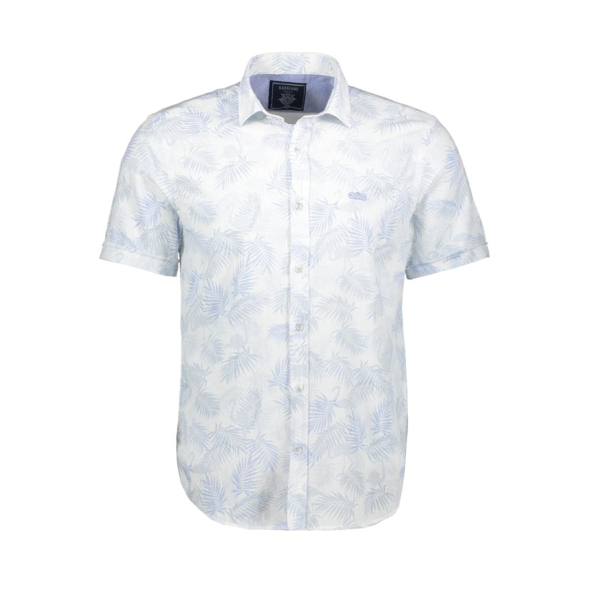 shirt 33778 gabbiano overhemd blue
