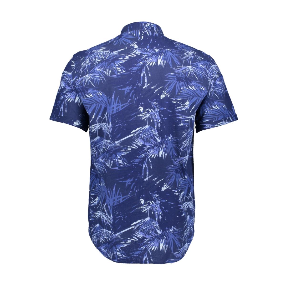shirt 33778 gabbiano overhemd navy