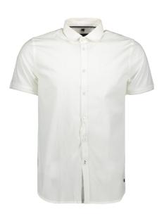 shirt ss regular fit 1901 2122 m 2 twinlife overhemd 1010 blanc