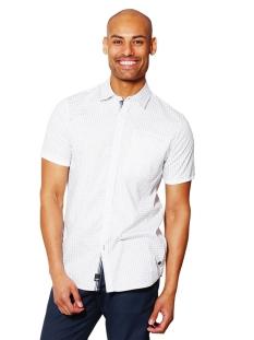 shirt ss regular fit 1901 2123 m 1 twinlife overhemd 1010 blanc