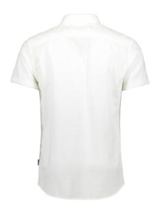 joranthony shirt ss org 12152555 jack & jones overhemd cloud dancer