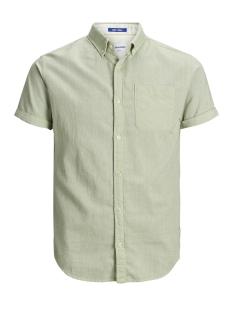 joranthony shirt ss org 12152555 jack & jones overhemd green bay