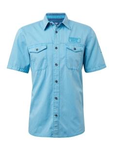 Tom Tailor Overhemd OVERHEMD MET KORTE MOUWEN 1010116XX10 16028