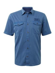 Tom Tailor Overhemd OVERHEMD MET KORTE MOUWEN 1010116XX10 16340