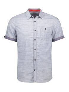 Tom Tailor Overhemd OVERHEMD MET MOTIEF 1010109XX10 17096