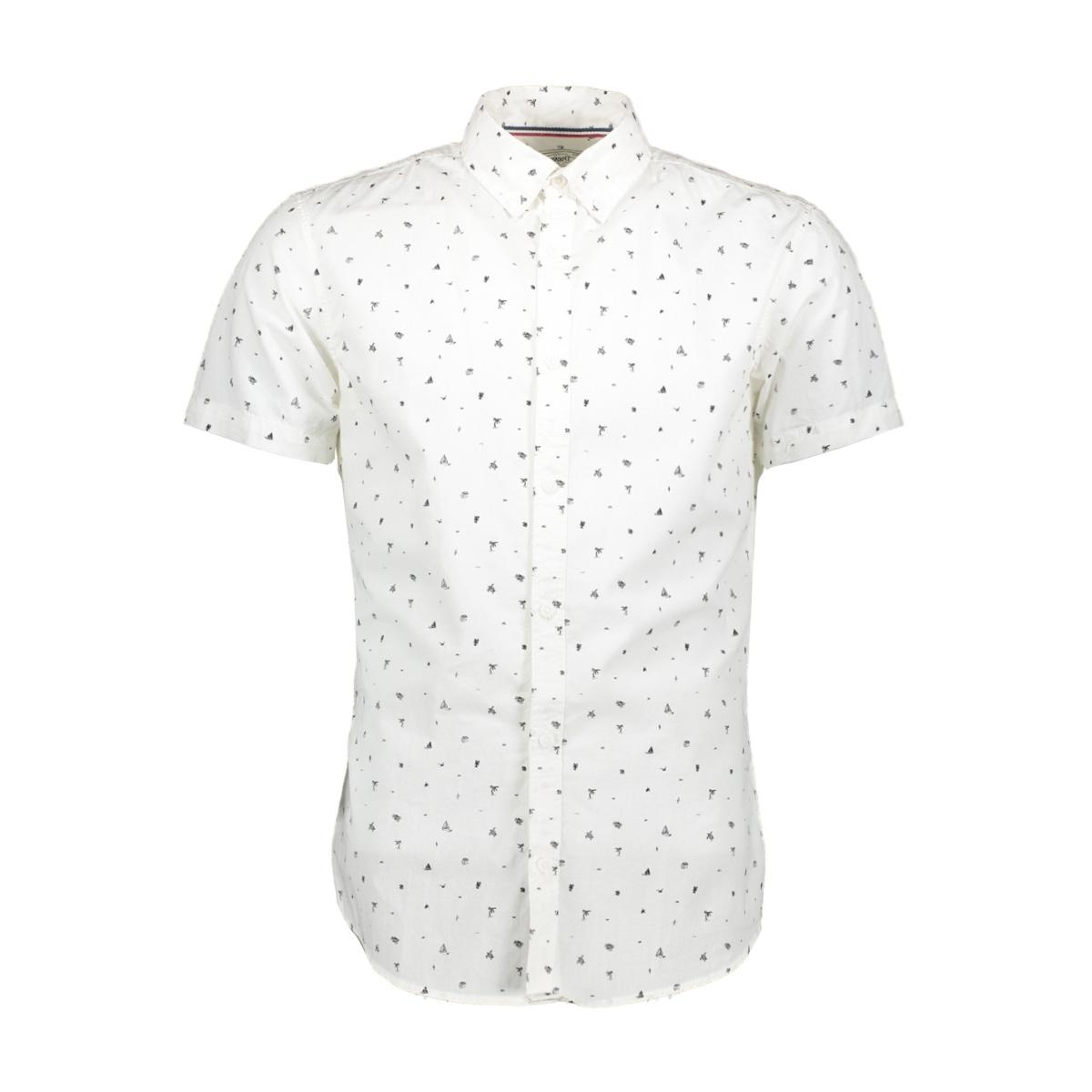 pktdek beach aop shirt ss 12152893 produkt overhemd cloud dancer