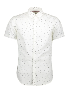 Produkt Overhemd PKTDEK BEACH AOP SHIRT SS 12152893 Cloud Dancer
