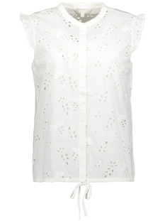 Tom Tailor Blouse BLOUSE MET RUCHES 1010652XX71 10332