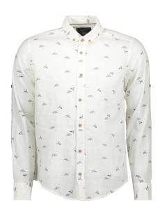 Gabbiano Overhemd SHIRT LONGSLEEVE 33775 WHITE
