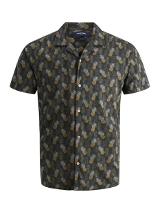 Jack & Jones Overhemd JPRJAYDEN RESORT SHIRT S/S 12151926 Caviar