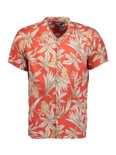 Jack & Jones Overhemd JPRJAYDEN RESORT SHIRT S/S 12151926 Ketchup