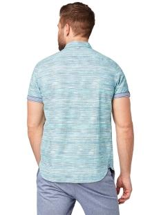 overhemd met patroon 1010868xx10 tom tailor overhemd 17646