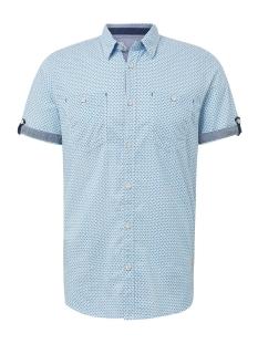 Tom Tailor Overhemd OVERHEMD MET PATROON 1010868XX10 17648