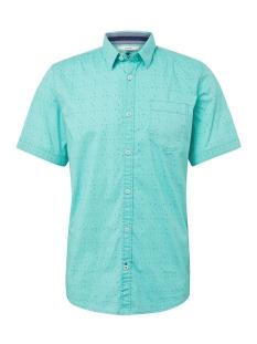 Tom Tailor Overhemd OVERHEMD MET PATROON 1010870XX10 17659