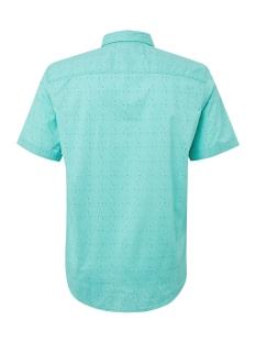 overhemd met patroon 1010870xx10 tom tailor overhemd 17659