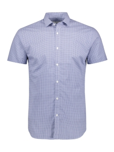 Jack & Jones Overhemd JPRBLACKBURN SHIRT S/S S19 12154075 Estate Blue/SLIM FIT