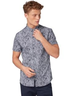 overhemd met motief 1011690xx12 tom tailor overhemd 18161