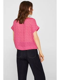 blousetop met print en elastische zoom 049ee1f003 esprit blouse e660