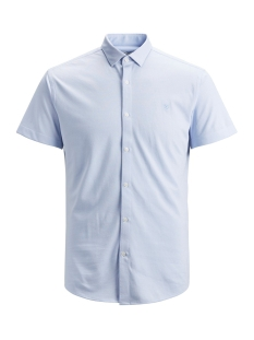 Jack & Jones Overhemd JPRROME SHIRT S/S 12152758 Infinity/SLIM FIT