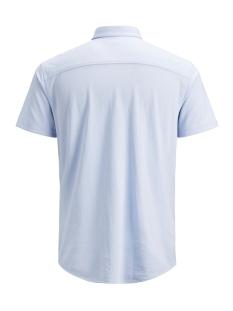 jprrome shirt s/s 12152758 jack & jones overhemd infinity/slim fit
