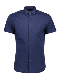 Jack & Jones Overhemd JPRROME SHIRT S/S 12152758 Estate Blue/SLIM FIT
