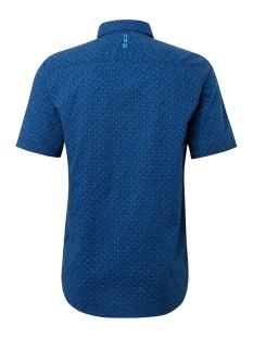 overhemd met all over print 1010113xx10 tom tailor overhemd 17154