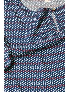 top met print en gerimpelde schouders 059ee1f015 esprit t-shirt e400