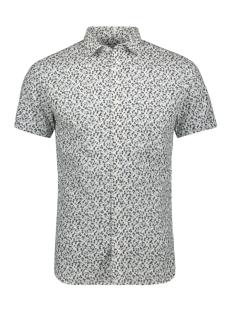 jprsummer blackburn shirt s/s 12152774 jack & jones overhemd white/ slim fit