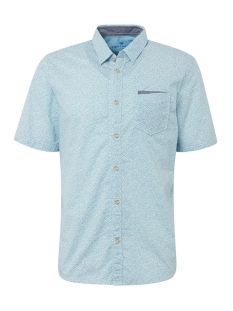 Tom Tailor Overhemd OVERHEMD MET STIPPEN 1009973XX10 17435