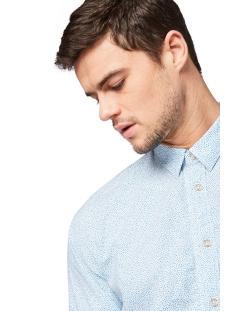 overhemd met stippen 1009973xx10 tom tailor overhemd 17435