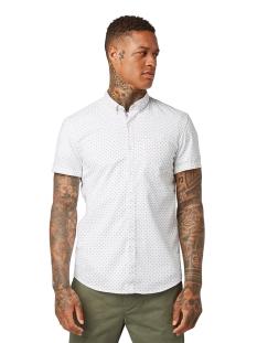 overhemd met all over print 1010896xx12 tom tailor overhemd 18131