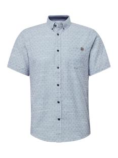 overhemd in fil a fil look 1010953xx10 tom tailor overhemd 17713