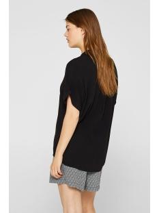 blouse van crepe 069ee1f002 esprit blouse e001 black