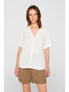 blouse van crepe 069ee1f002 esprit blouse e110 off white