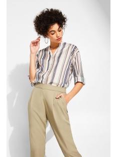 blouse met oprolbare mouwen 079cc1f001 edc blouse c110 off white