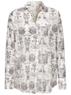 overhemd blouse met allover print 079ee1f006 esprit blouse e110