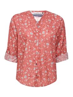 blouse met oprolbare mouwen 079cc1f001 edc blouse c665