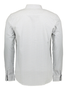 overhemd met all over print 1013526xx10 tom tailor overhemd 19539