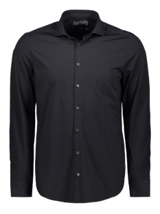 Pure H. Tico Overhemd FUNCTIONAL SHIRT SLIM 3387 21109 BLACK