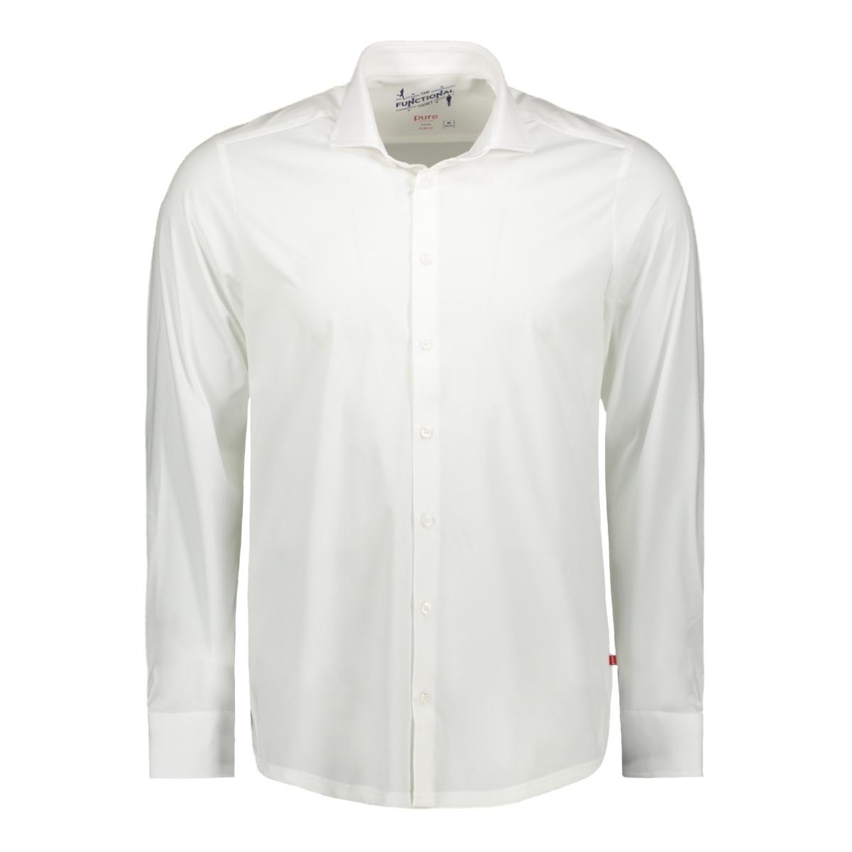 functional shirt slim 3385 21109 pure h. tico overhemd white