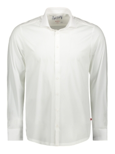 Pure H. Tico Overhemd FUNCTIONAL SHIRT SLIM 3385 21109 WHITE