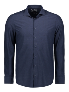 Pure H. Tico Overhemd FUNCTIONAL SHIRT SLIM 3386 21109 NAVY